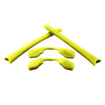 Replacement Accessories Compatible with OAKLEY RADAR PATH Yellow