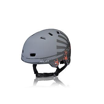 XLC-bra-C22 (urban) bike helmet / / matte black (Crunge)