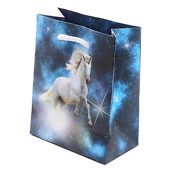Attitude Clothing Small Cosmic Unicorn Gift Bag