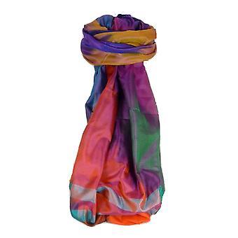 Varanasi Ekal Premium seda largo bufanda patrimonio alcance Tiwari 2 de Pashmina y seda