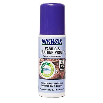NIKWAX Fabric and Leather Proof 125ml Spray