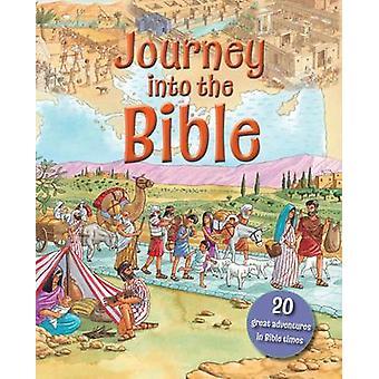 Viaje en la Biblia - guía de un viajero tiempo por Lois Rock - A