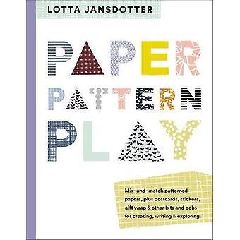 Lotta Jansdotter Paper - Pattern - Play by Lotta Jansdotter Paper - P