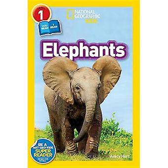 Elephants by Avery Elizabeth Hurt - 9781426326189 Book