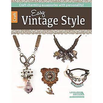 Easy Vintage Style by Holly Witt - 9781464734960 Book