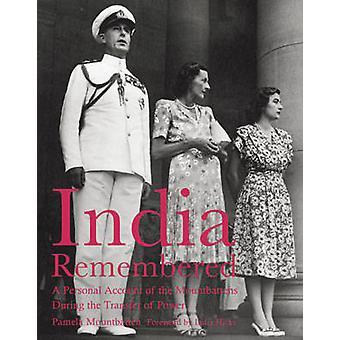 Indien mindes - ett personligt konto av Mountbattens under T