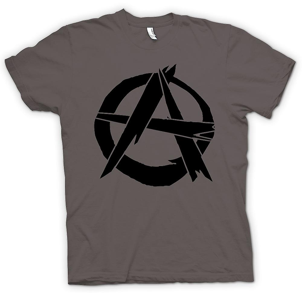 T-shirt - anarchia - Punk