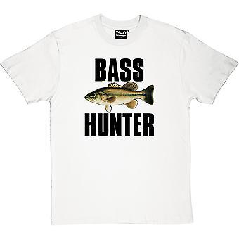 T-shirt baixo Hunter masculino