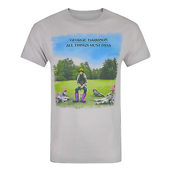 George Harrison All Things Men's T-Shirt Beige