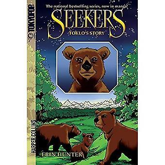 Requerentes: História da Toklo (romances gráficos de Seekers)