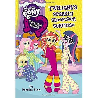 Twilight's Sparkly Sleepover Surprise (My Little Pony, Equestria Girls)
