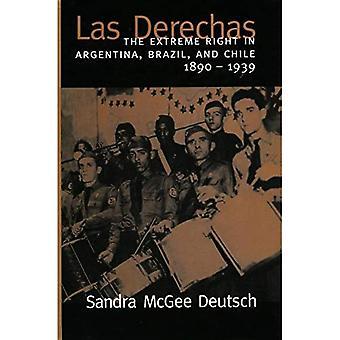 Las Derechas: Skrajnej prawicy w Argentynie, Brazylii i Chile, 1890-1939