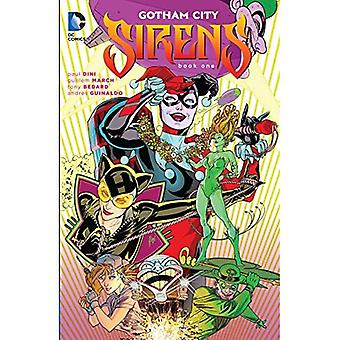 Gotham City Sirens Volume 1 TP