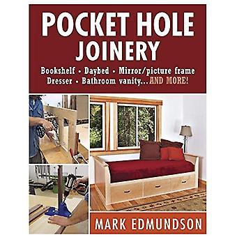 Menuiserie de poche de trou: Étagère * banquette-lit * miroir photo Frame * Dresser * salle de bain vanité... et plus encore