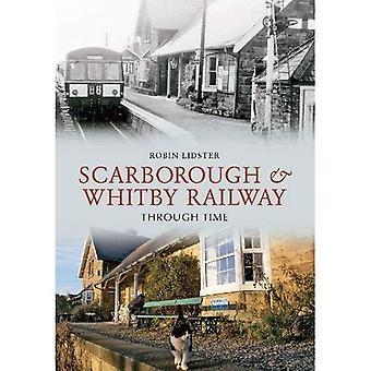 Scarborough et Whitby ferroviaire à travers le temps