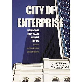 City of Enterprise perspektiv på Auckland Business History