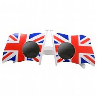 Union Jack Flag Glasses