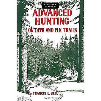 Avancerade jakt på rådjur och älg spår