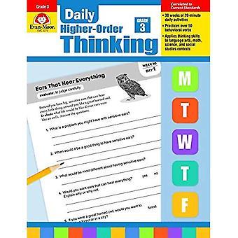 Dagliga högre ordningens tänkande, grad 3 (daglig högre ordningens tänkande)
