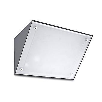 Curie E27 Wall Light Fixture Urban Grey - Leds-C4 05-9884-Z5-G5