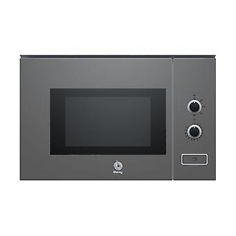 Integrable microwave Balay 3CP5002A0 20 L 800 W Gray