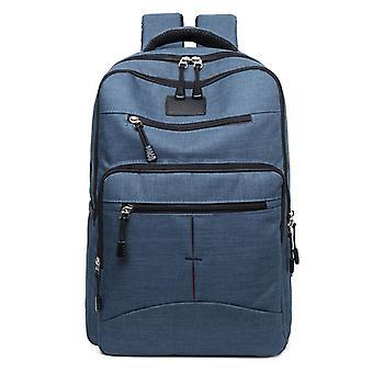 Medium sized and practical Backpack-dark blue