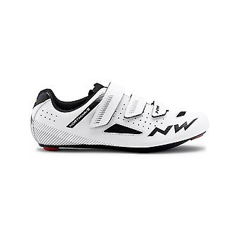 Northwave White 2019 Core Cycling Shoe