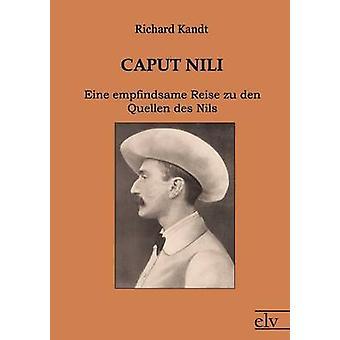 Caput Nili by Bindseil & Reinhart