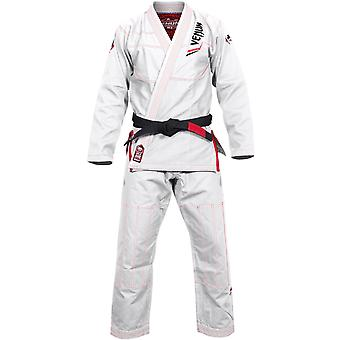 Venum Mens Elite Light BJJ Gi - White
