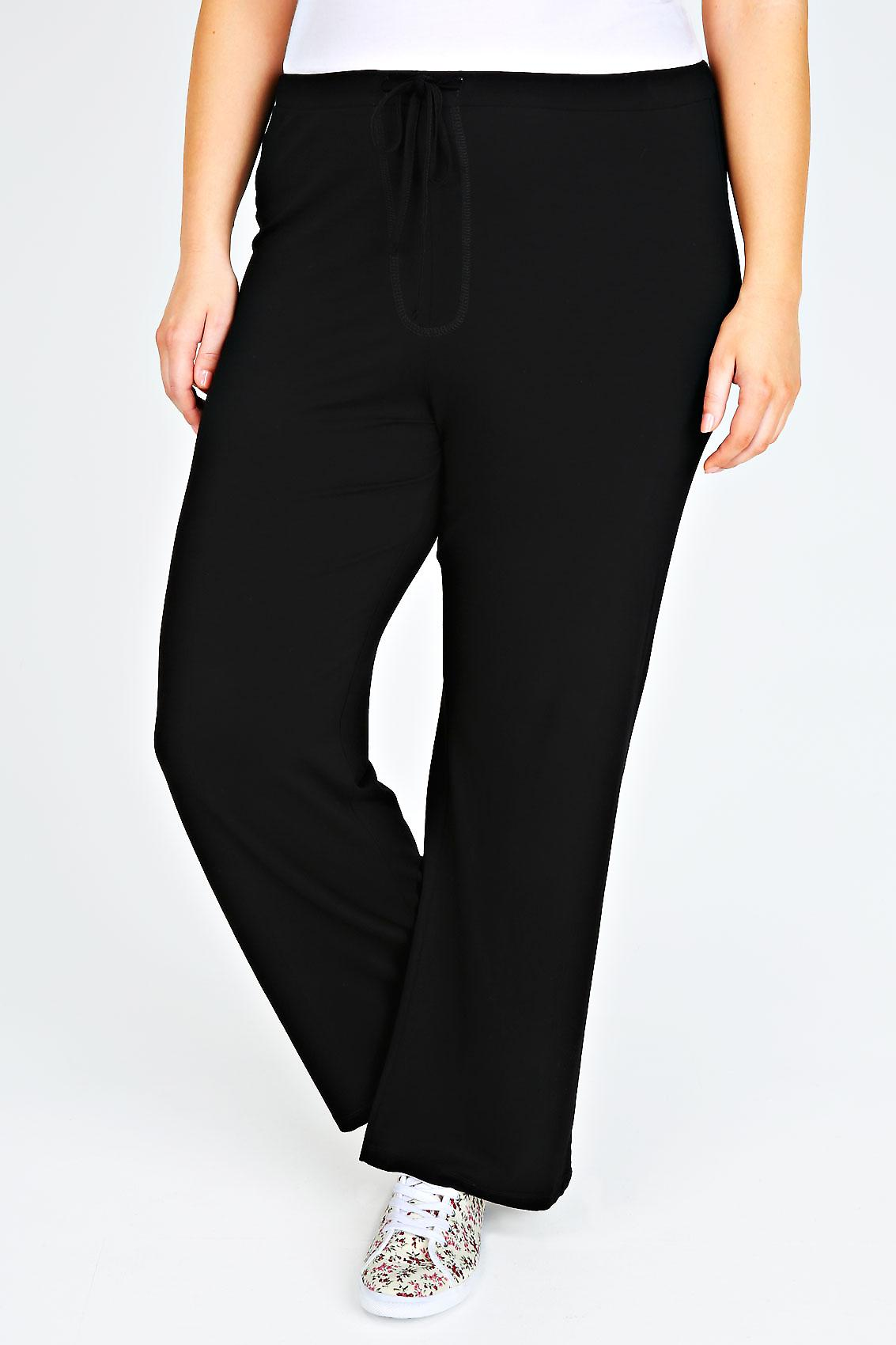 Black Yoga Pants: A Must Have For Every Wardrobe
