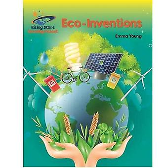 Reading Planet - Eco-Inventions - White: Galaxy (Rising Stars Reading Planet)