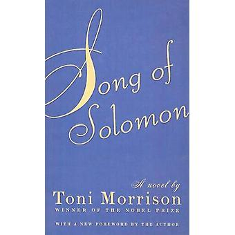 Song of Solomon by Toni Morrison - 9780756940546 Book