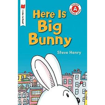 Here Is Big Bunny by Steve Henry - 9780823438853 Book