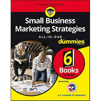 Small Business Marketing Strategies All-in-One For Dummies by Consume