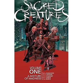 Sacred Creatures by Sacred Creatures - 9781534304963 Book