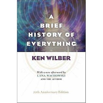A Brief History of Everything by Ken Wilber - 9781611804522 Book