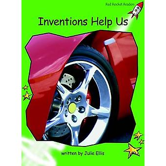 Inventions Help Us - Early - Level 4 (International edition) by Julie E