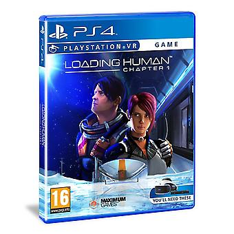 Loading Human Playstation VR - Playstation 4