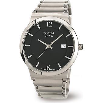 Boccia Titanium mens watch 3623-02