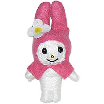 Cell Phone Charm - Hello Kitty - My Melody New Toys string Doll vd-hk-0006