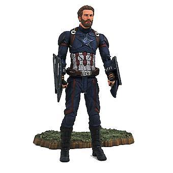 Avengers 3 Infinity War Captain America Action Figure