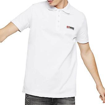 Diesel TWeetDiv Logo Polo Shirt