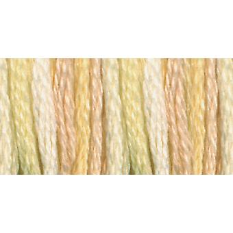 Dmc Color Variations Six Strand Embroidery Floss 8.7 Yards Golden Oasis 417F 4090