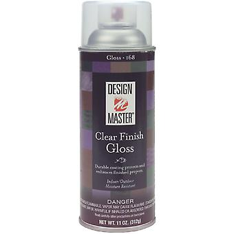 Home Decor Finish Aerosol Spray 12 Ounces Clear Gloss Dm Hdf 168