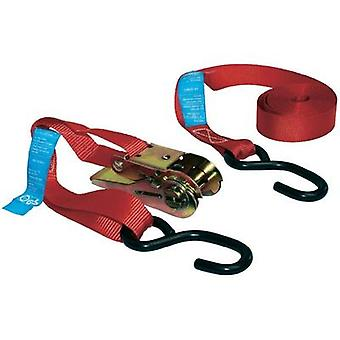 Double strap Low lashing capacity (single/direct)=250 null (L x W) 5 m x 25 mm