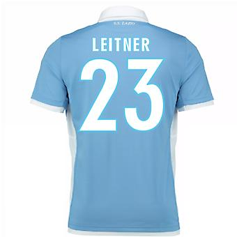 2016-17 camiseta de Lazio local (Leitner 23) - niños