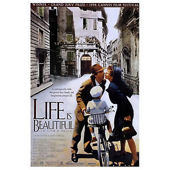 Life Is Beautiful Movie Poster Print (27 x 40)