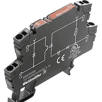 Weidmüller 1189260000 TOP 230VAC/48VDC 0.5A RC Optocoupler Module, TERMOPTO