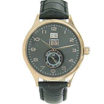 Cerruti 1881 men clock CRA102C222K