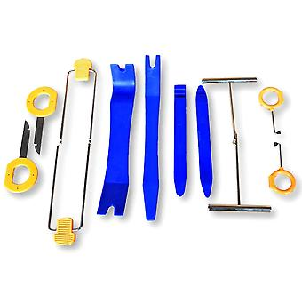 Kabalo 12 Piece Upholstery Trim Removal Tool Set for Removing Car/Van Interior Door Panels